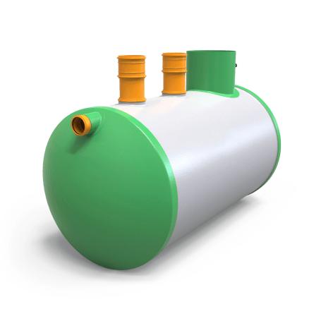 Септик SMART-РВ, 150 м3